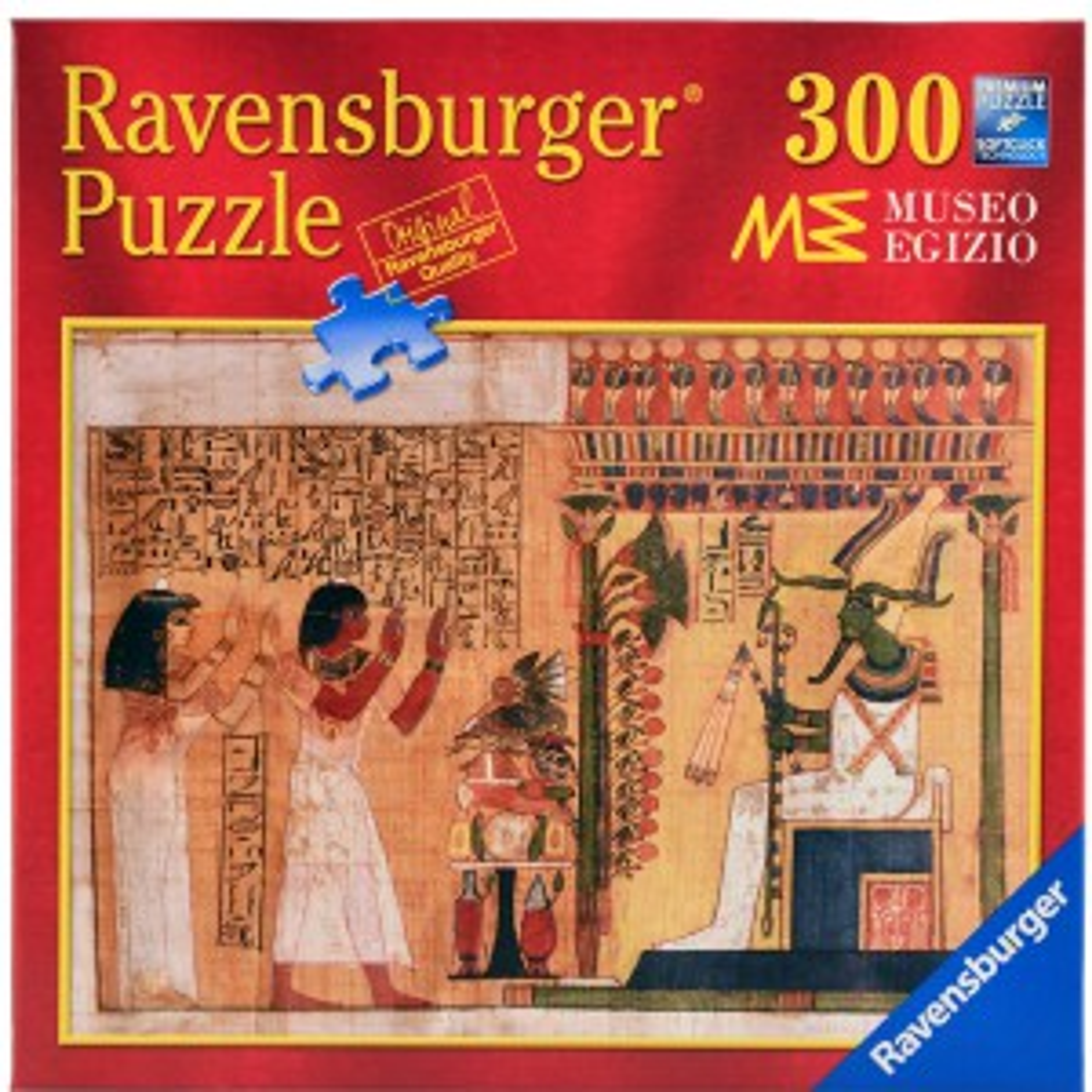 Puzzle Libro dei Morti di Kha
