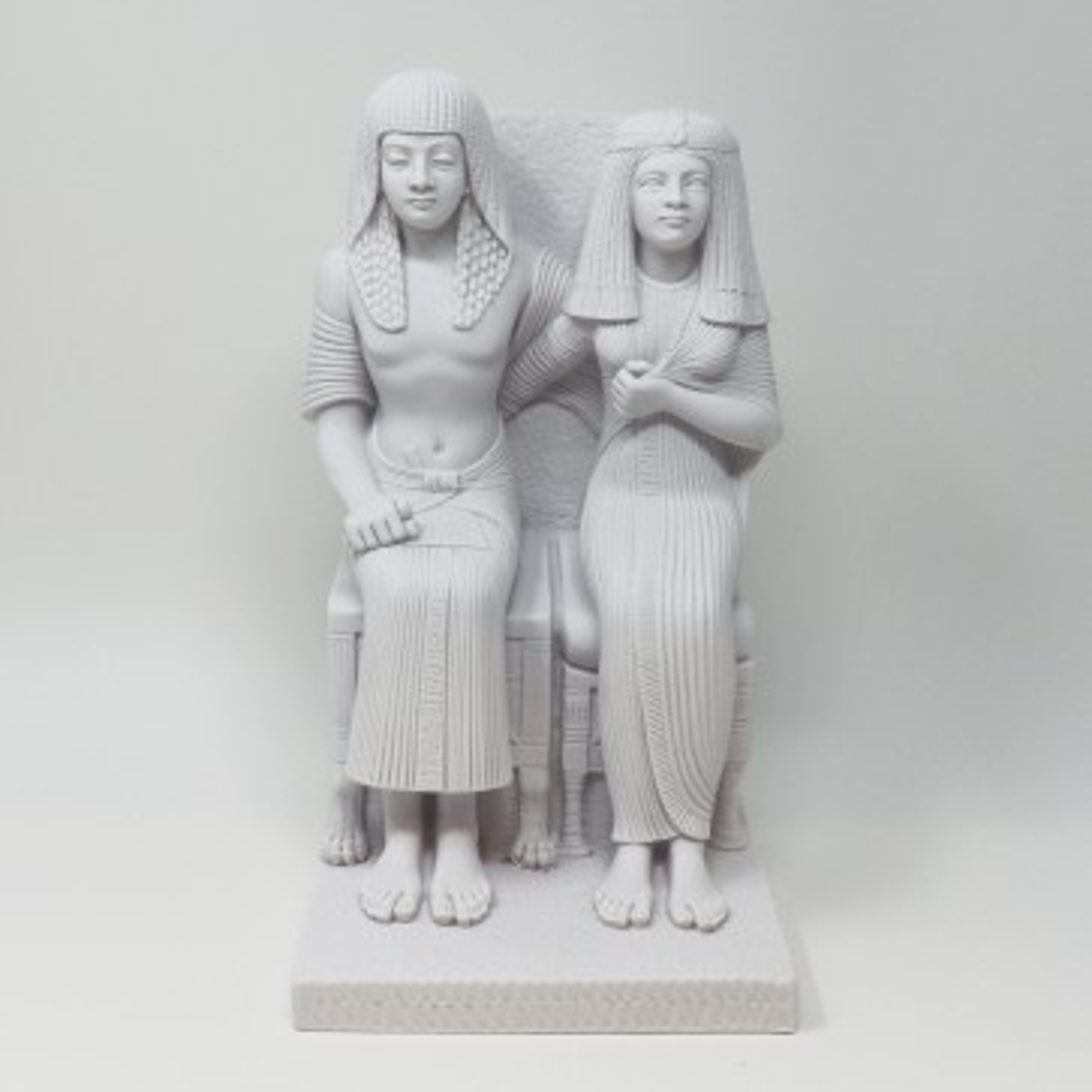 Coppia di sposi egizi