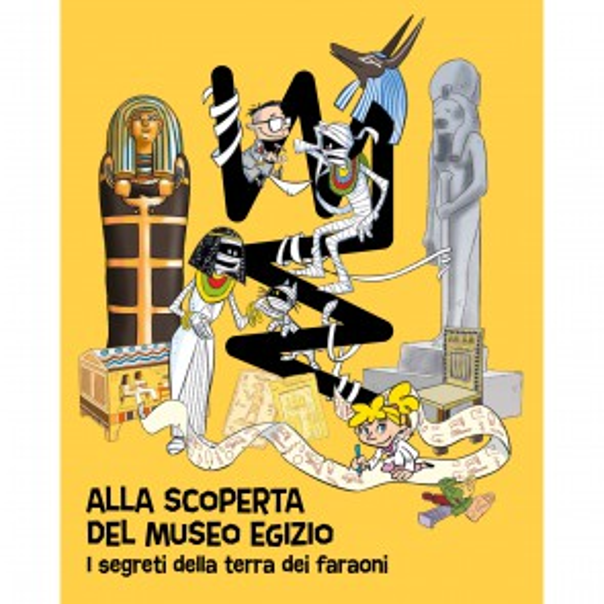 Alla scoperta del Museo Egizio. I segreti della terra dei faraoni